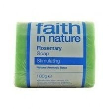 Faith In Nature - Rosemary Pure Veg Soap 100g