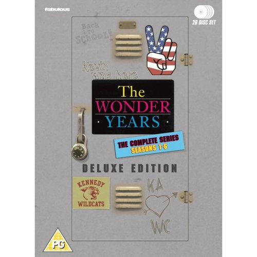 The Wonder Years - Complete Series | Series 1-6 DVD