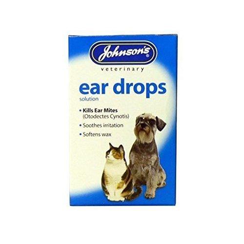 (2 Pack) Johnson's Vet - Ear Canker Drops 15ml