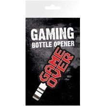 Gaming Game over Bottle Opener