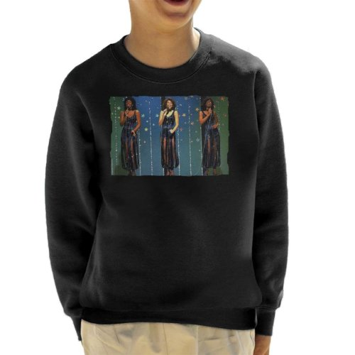 TV Times The Three Degrees Pop Group Performing Kid's Sweatshirt