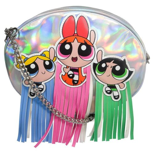 75f1ea1829a The Powerpuff Girls Tassel Cross Body Bag on OnBuy