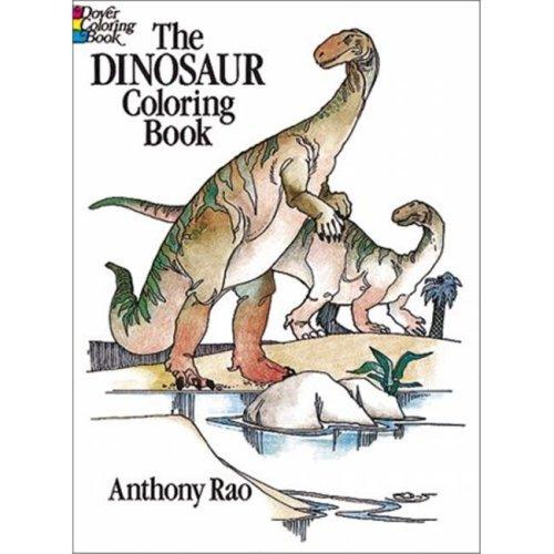 466711  Publications-Dinosaur Coloring Book