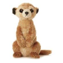 "8"" Mini Flopsie Meerkat Soft Toy - Aurora Plush Teddy Flopsies -  meerkat aurora mini flopsie soft toy plush teddy flopsies"