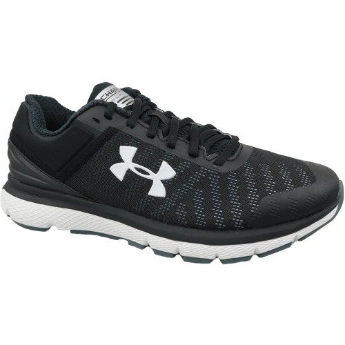 Under Armour Charged Europa 2 3021253-003 Mens Black running shoes