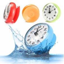 Waterproof Shower Electronic Wall Clocks