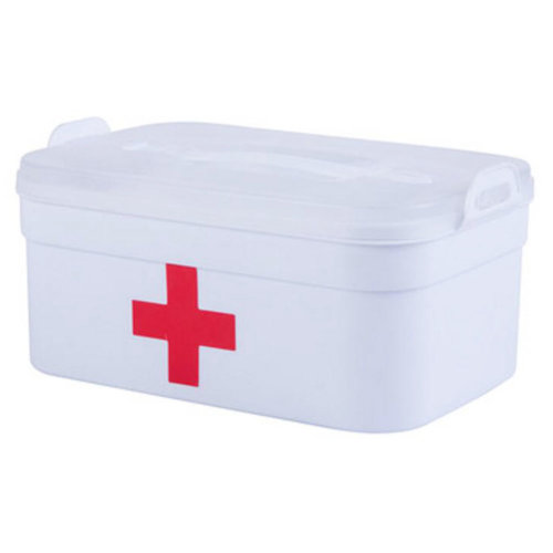 First-Aid Kits/Medicine Storage Case/Pill Box/Container-White