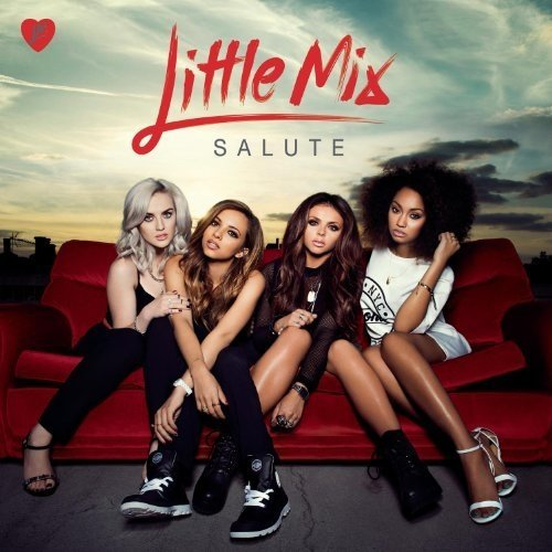 Little Mix - Salute | CD Album