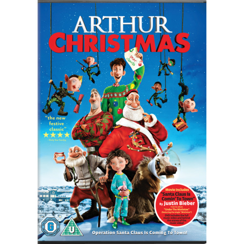 Arthur Christmas (includes Ultraviolet Copy)